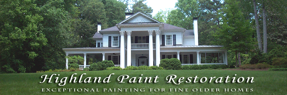 Highland Paint Restoration